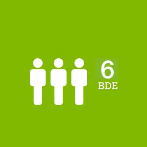 6 BDE visuels